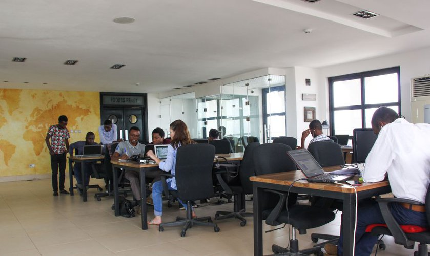 Image result for seedspace lagos images